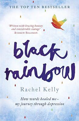 Kartonierter Einband Black Rainbow von Rachel Kelly
