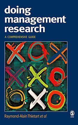 E-Book (epub) Doing Management Research von Raymond-Alain Thietart