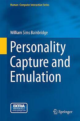 E-Book (pdf) Personality Capture and Emulation von William Sims Bainbridge