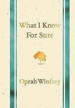 E-Book (epub) What I Know for Sure von Oprah Winfrey
