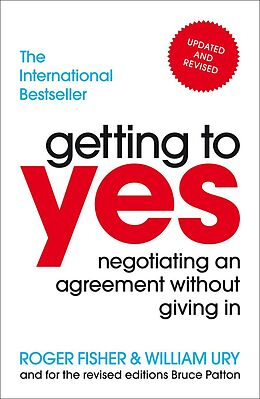 E-Book (epub) Getting to Yes von Roger Fisher, William Ury