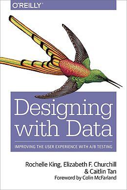 E-Book (epub) Designing with Data von Rochelle King