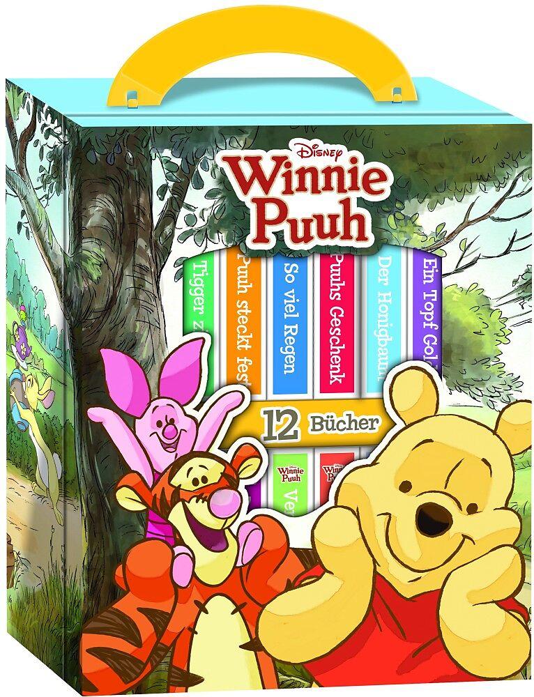 Bücherbox Winnie Puuh