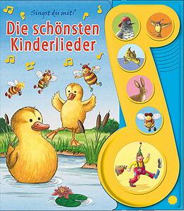 Die schönsten Kinderlieder [Version allemande]