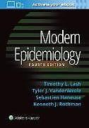 Kartonierter Einband Modern Epidemiology von Kenneth Rothman, Timothy L. Lash, Tyler J. VanderWeele