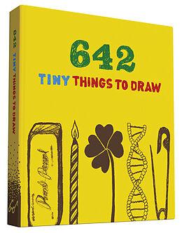 Broschiert 642 Tiny Things to Draw von Chronicle Books