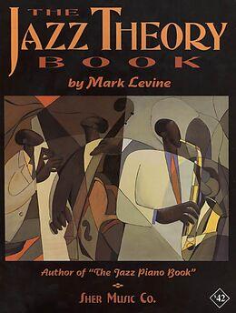 E-Book (epub) Jazz Theory Book von Sher Music