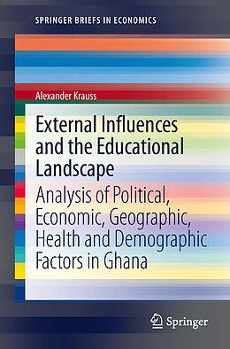 E-Book (pdf) External Influences and the Educational Landscape von Alexander Krauss