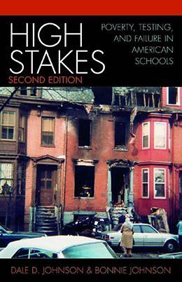 E-Book (epub) High Stakes von Dale D. Johnson, Bonnie Johnson