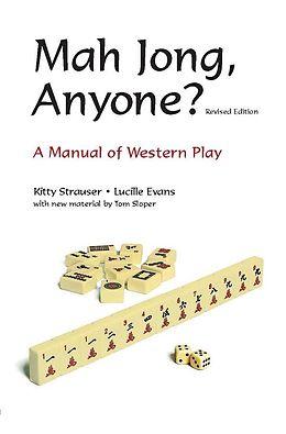 E-Book (epub) Mah Jong, Anyone? von Kitty Strauser, Lucille Evans, Tom Sloper