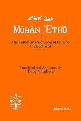 E-Book (pdf) The Commentary of John of Dara on the Eucharist von