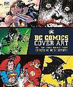 Fester Einband DC Comics Cover Art von Nick Jones