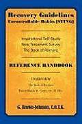 Kartonierter Einband Recovery Guidelines von G. C. O. T. K. Brown-Johnson