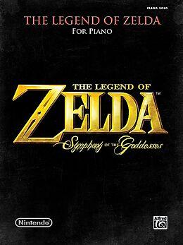 Koji Kondo, Toru Minegishi, Kenta Nagata Notenblätter The Legend of Zelda - Symphony of the Goddesses