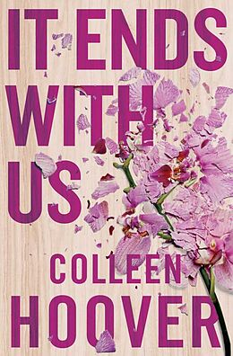 Kartonierter Einband It Ends With Us von Colleen Hoover