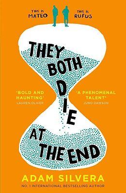 Kartonierter Einband They Both Die at the End von Adam Silvera