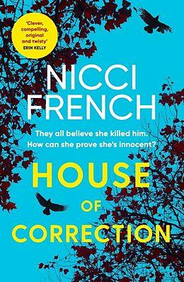 Kartonierter Einband House of Correction von Nicci French
