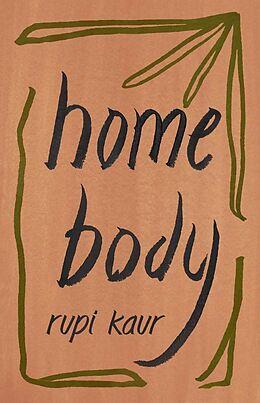 Kartonierter Einband Home Body von Rupi Kaur