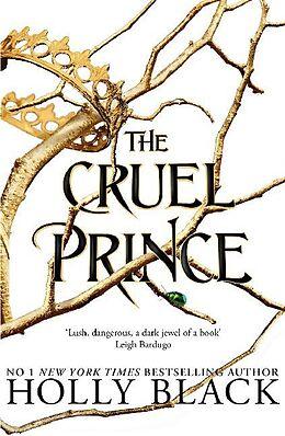 Couverture cartonnée The Cruel Prince de Holly Black
