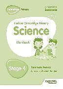 Kartonierter Einband Hodder Cambridge Primary Science Workbook 4 von Rosemary Feasey