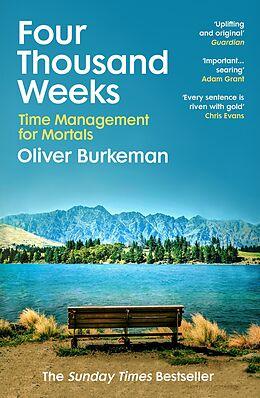 E-Book (epub) Four Thousand Weeks von Oliver Burkeman