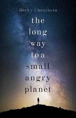 E-Book (epub) Long Way to a Small, Angry Planet von Becky Chambers