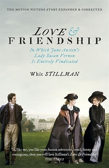 Love Friendship Whit Stillman Englische Bucher Kaufen