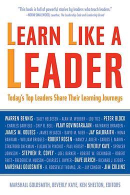 E-Book (epub) Learn Like a Leader von Beverly L. Kaye, Ken Shelton, Marshall Goldsmith