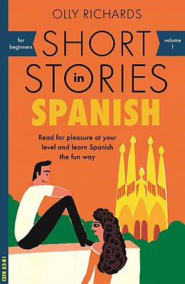 E-Book (epub) Short Stories in Spanish for Beginners von Olly Richards