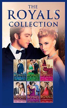 E-Book (epub) Royals Collection (Mills & Boon e-Book Collections) von Kim Lawrence, Penny Jordan, Lucy Monroe