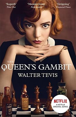 Kartonierter Einband The Queen's Gambit von Walter Tevis