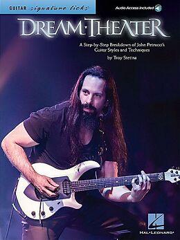 Notenblätter Dream Theater (+Audio Access)