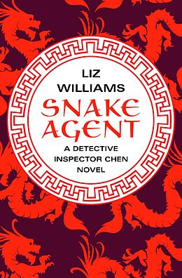 E-Book (epub) Snake Agent von Liz Williams