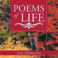 Kartonierter Einband POEMS OF LIFE von S. M. Deshpande
