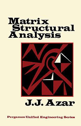 E-Book (pdf) Matrix Structural Analysis von Jamal J. Azar