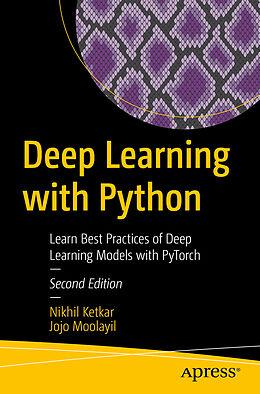 E-Book (pdf) Deep Learning with Python von Nikhil Ketkar, Jojo Moolayil
