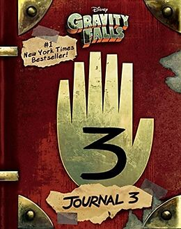 Fester Einband Gravity Falls: Journal 3 von Alex Hirsch, Rob Renzetti