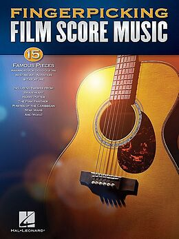 Notenblätter Fingerpicking Film Score Music