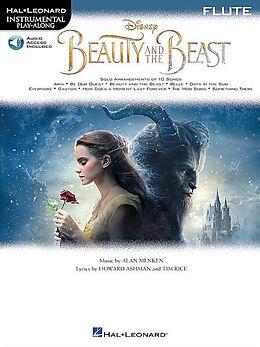 Alan Menken Notenblätter Beauty and the Beast (+audio access) (2017)