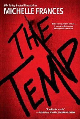 Kartonierter Einband The Temp von Michelle Frances