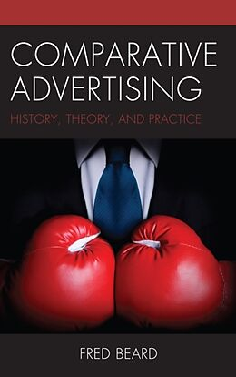 Fester Einband Comparative Advertising von Fred Beard