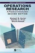 Fester Einband Operations Research von Michael Carter, Camille C. Price, Ghaith Rabadi