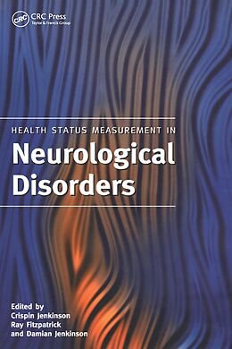 E-Book (pdf) Health Status Measurement in Neurological Disorders von Crispin Jenkinson, Ray Fitzpatrick, Damian Jenkinson