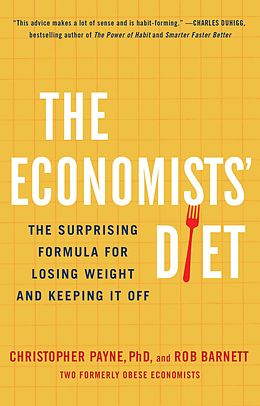 E-Book (epub) The Economists' Diet von Christopher Payne, Rob Barnett