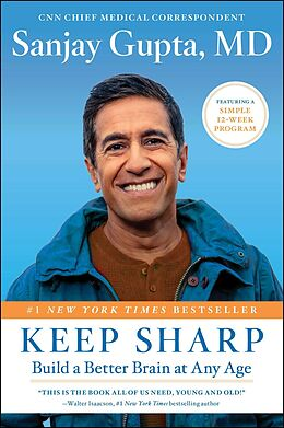E-Book (epub) Keep Sharp von Sanjay Gupta