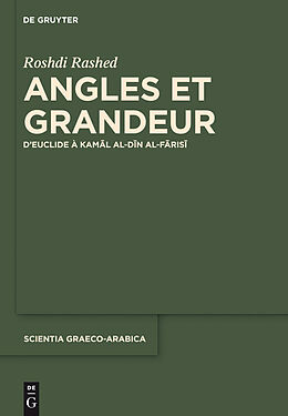 eBook (epub) Angles et Grandeur de Roshdi Rashed