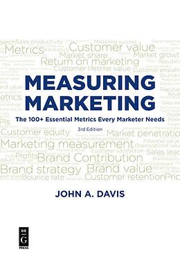 E-Book (epub) Measuring Marketing von John Davis