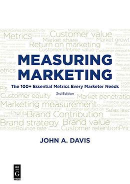 E-Book (pdf) Measuring Marketing von John Davis