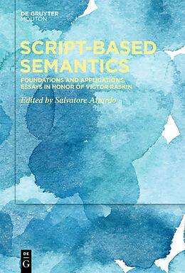 Fester Einband Script-Based Semantics von