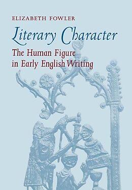 E-Book (pdf) Literary Character von Elizabeth Fowler
